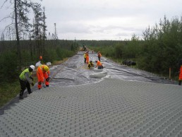 Emergency Infrastructure and Military